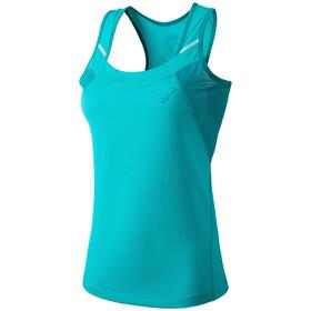 Dynafit Vertical 2 Koszulka do biegania bez rękawów Kobiety turkusowy/petrol